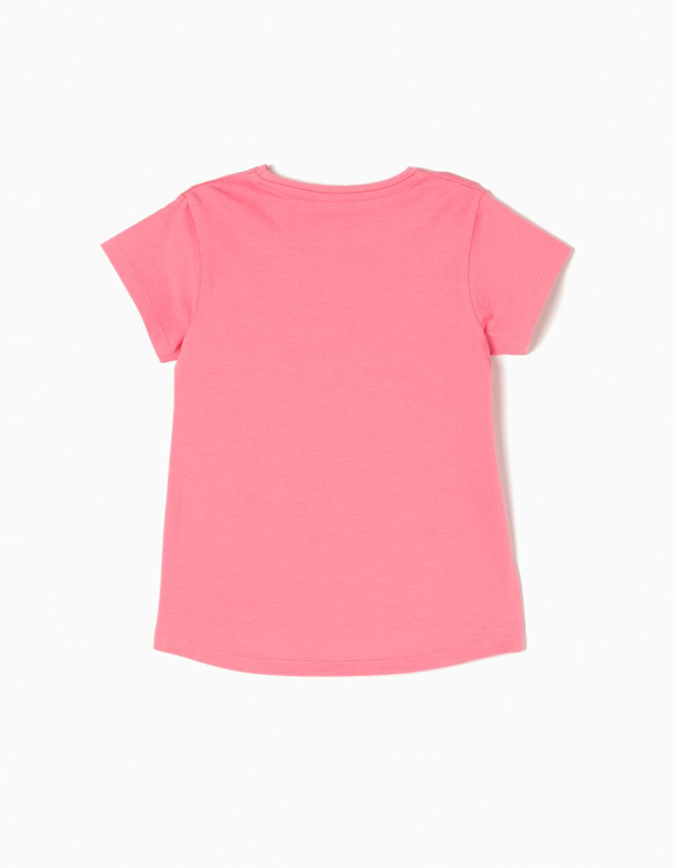 Camiseta Girls Rosa