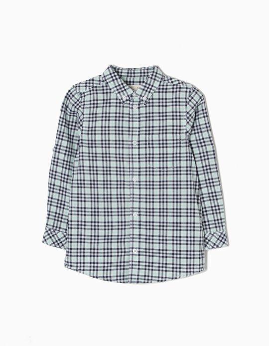 Camisa Ajedrez