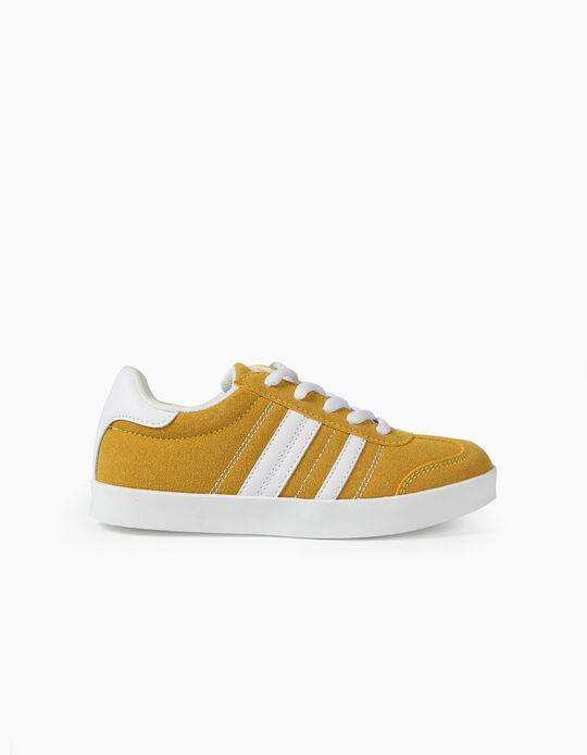 Sapatilhas para Criança 'ZY Retro', Amarelo