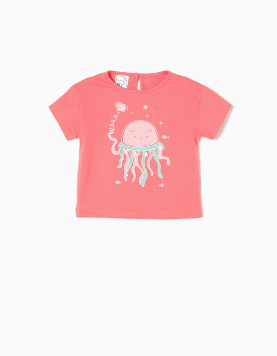 T-shirt Jellyfish Anti-UV 30