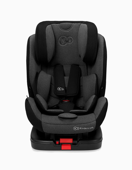 Cadeira Auto Gr 0/1/2 Isofix Vado Kinderkraft Black