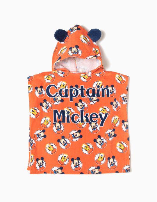 Poncho de Praia Captain Mickey