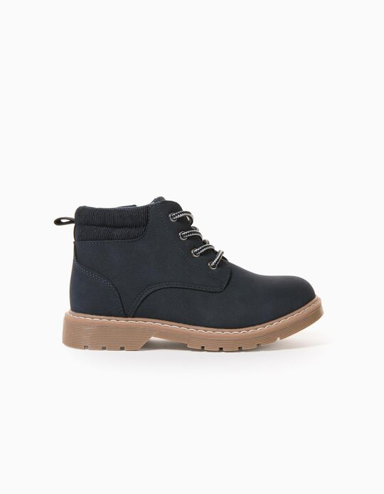Boots for Boys, Dark Blue