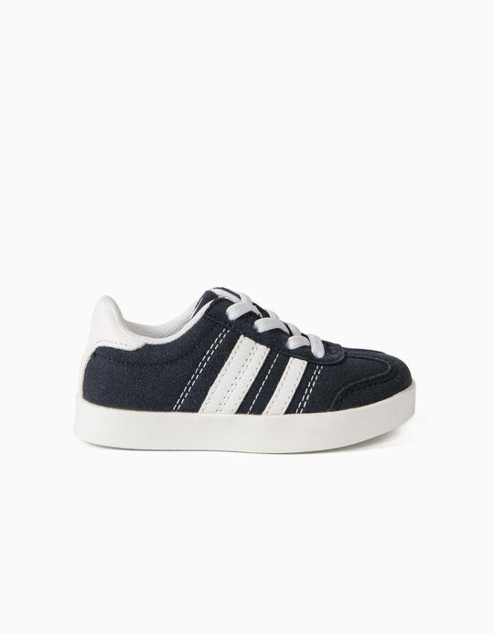Trainers for Babies 'ZY Retro', Dark Blue