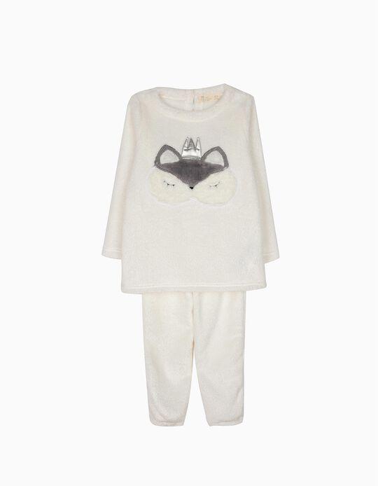 Pijama Camiseta y Pantalón Wolf Queen