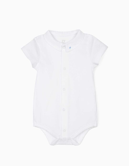 Body bébé 'Bird', blanc