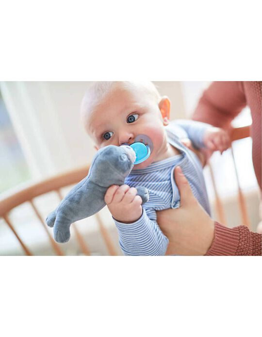 Chupete Snuggle 0-6m+ Philips/Avent
