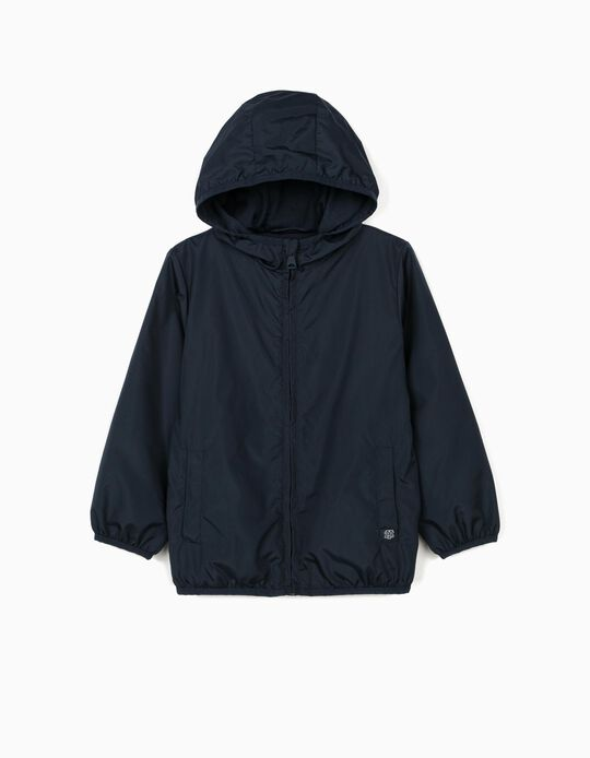 Windcheater for Boys, Dark Blue