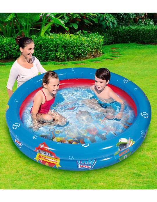 Blue Inflatable Pool by Paw Patrol