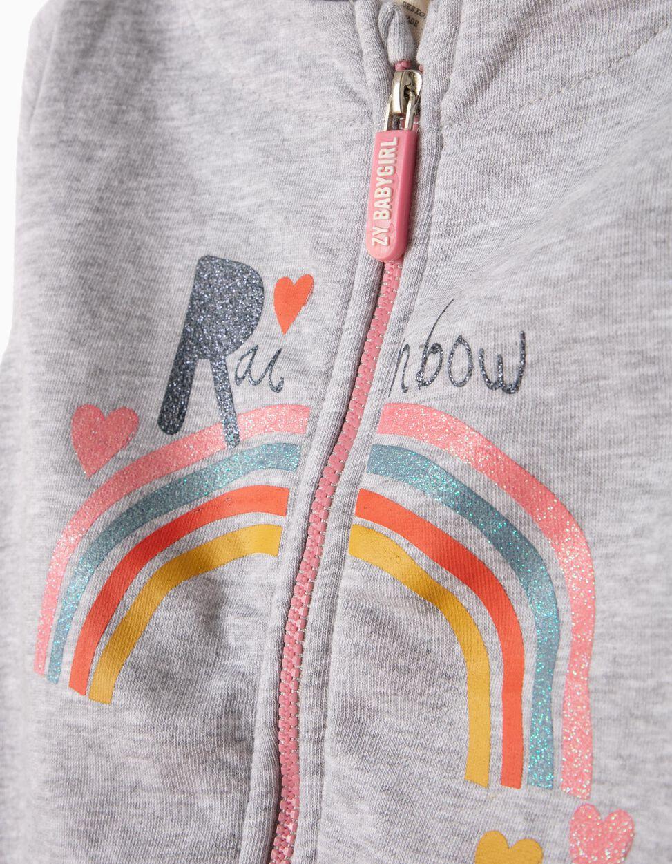 Chándal Rainbow Gris