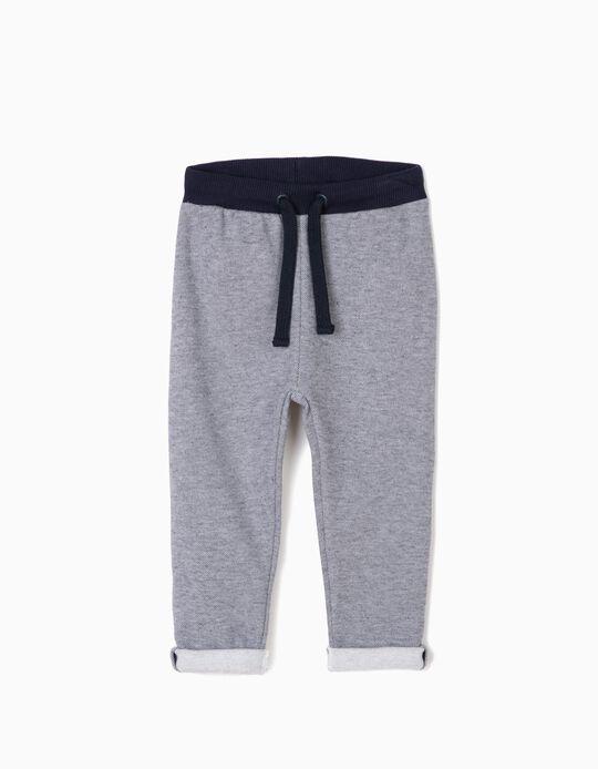 Pantalón de Chándal para Niño 'Cornish Riviera', Azul