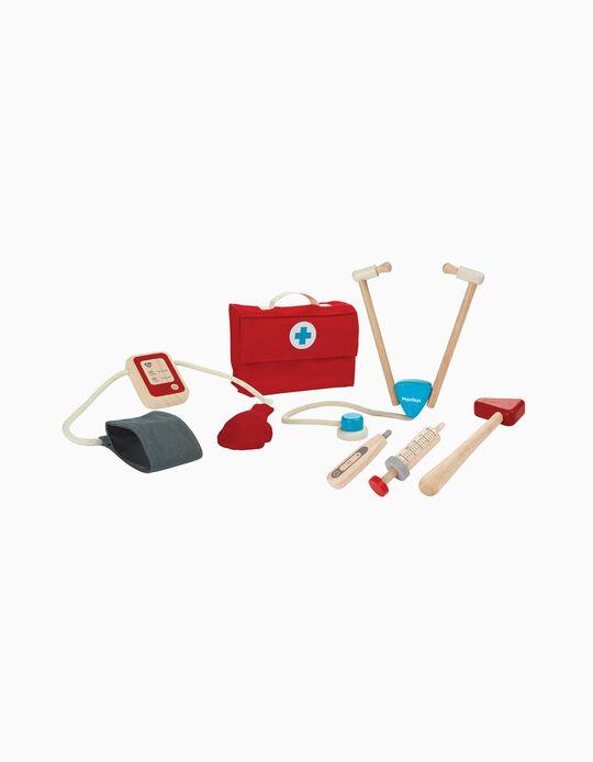 Conjunto Médico Plan Toys 3A+