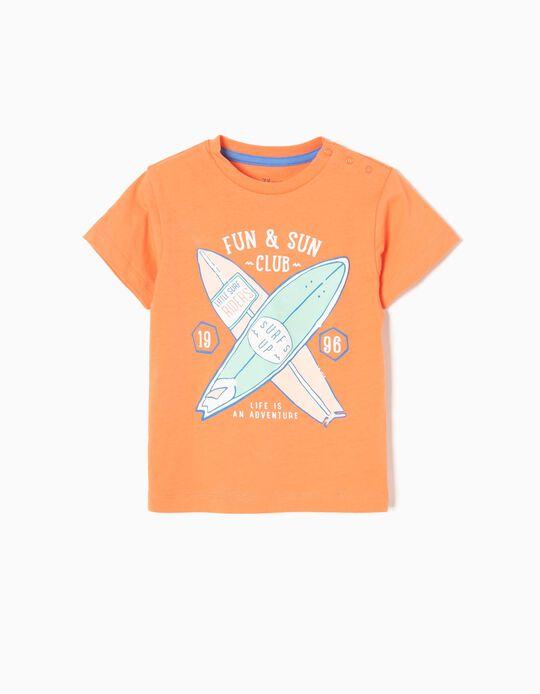 T-shirt Fun & Sun