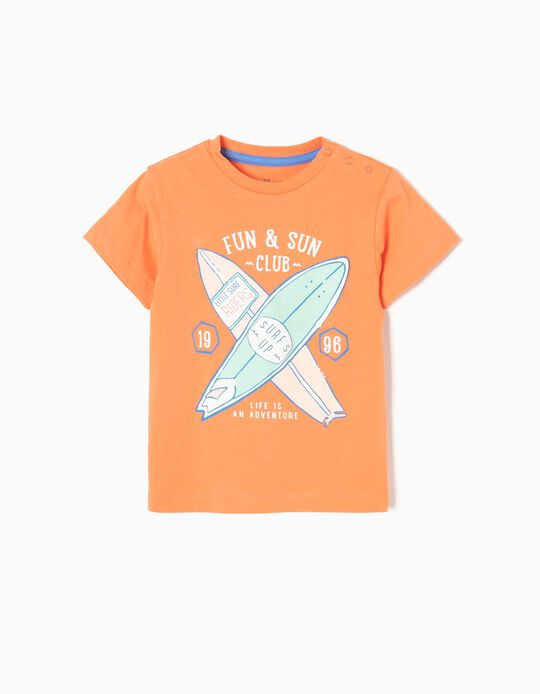 Camiseta Fun & Sun