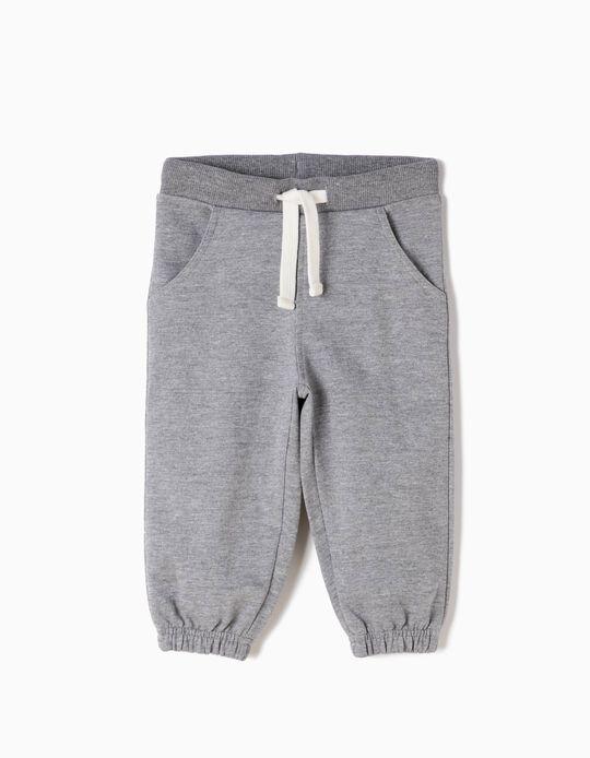 Pantalon de sport, gris