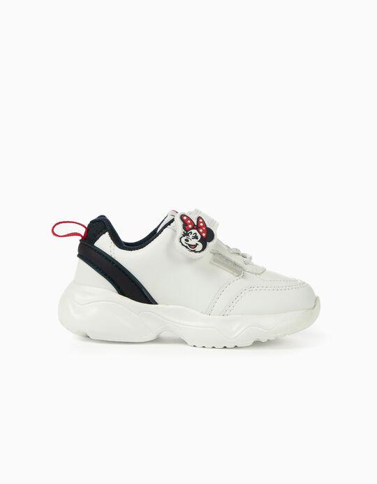 Zapatillas para Bebé Niña 'Minnie ZY Superlight', Blancas