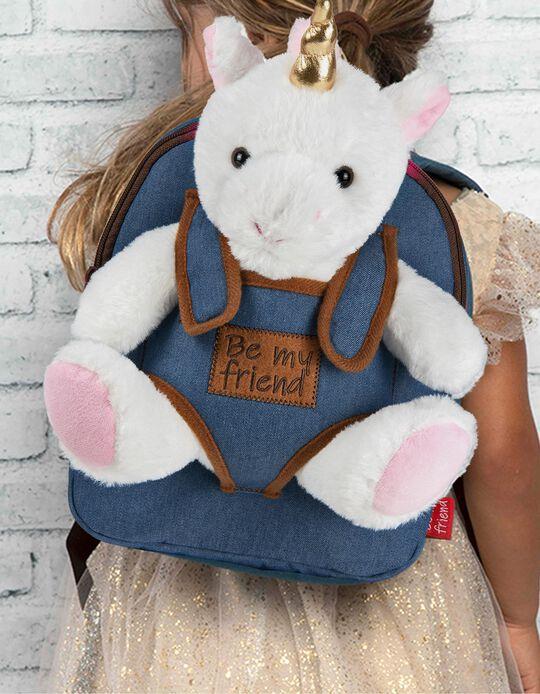 Mochila Unicornio Tiara Be My Friend