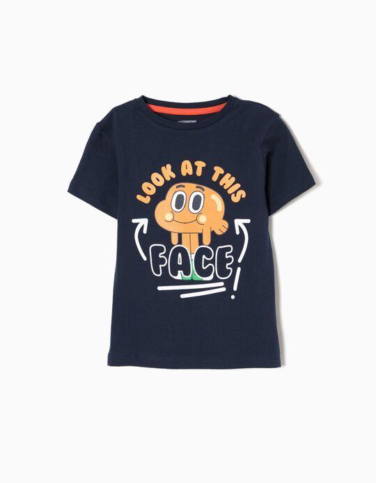 Camiseta Gumball