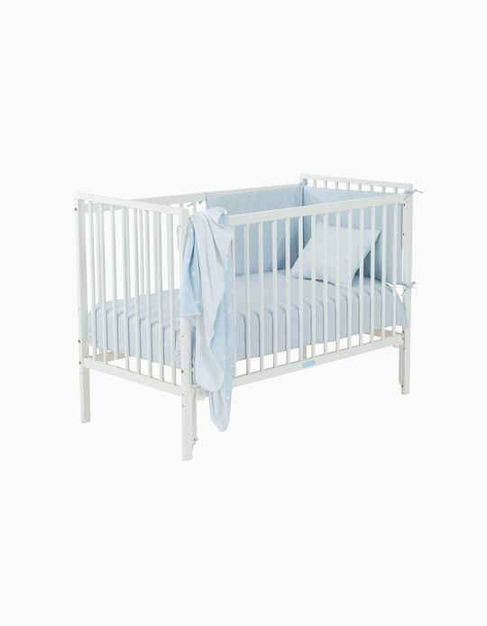 Basic Cot 120x60 cm by Zy Baby