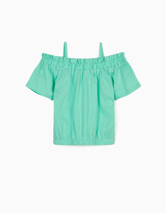 Top for Girls, Cotton