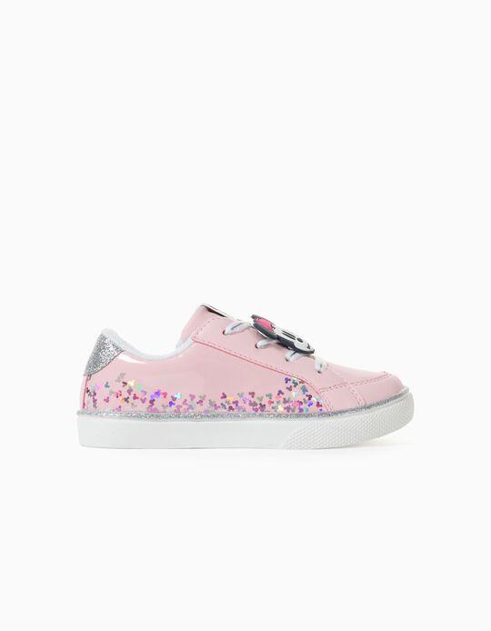 Zapatillas para Niña 'Minnie', Rosa Claro