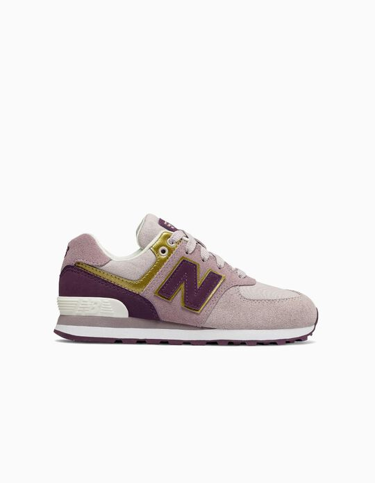 Zapatillas New Balance Heavenly Pink