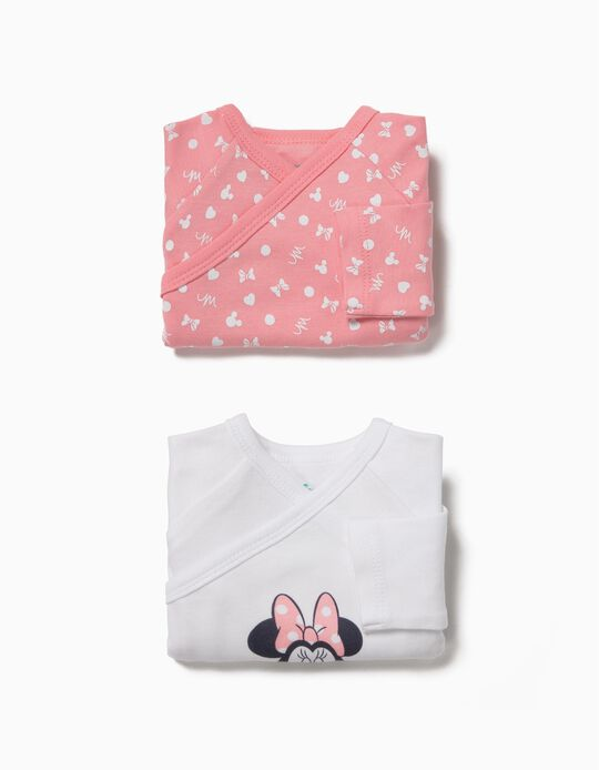 Pack 2 Bodies Manga Larga Minnie