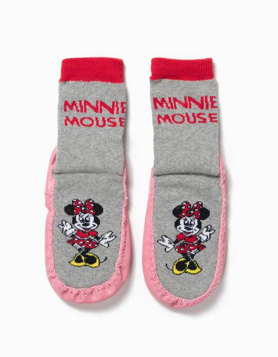 Calcetines Pantuflas Minnie
