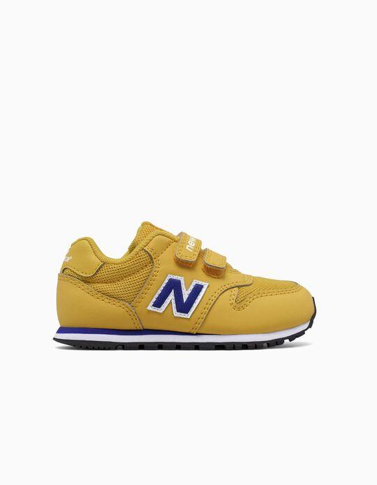 Sapatilhas New Balance Amarelas