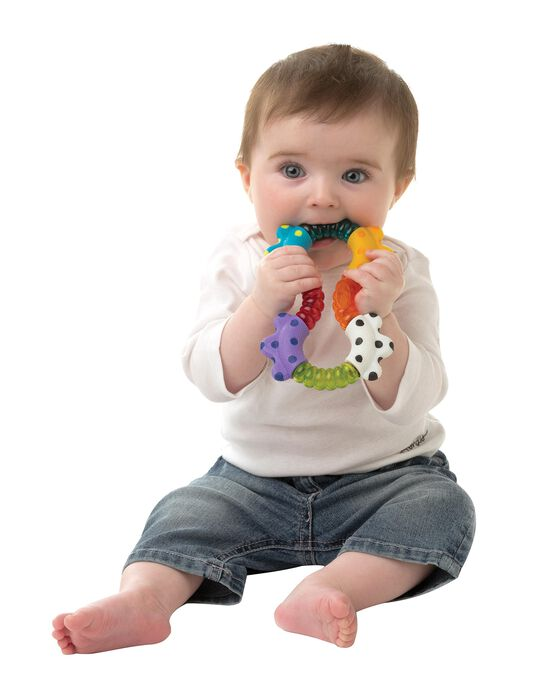 Click & Twist Rattle by Playgro