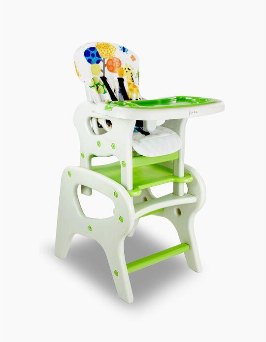 Cadeira Refeição Convertible Asalvo