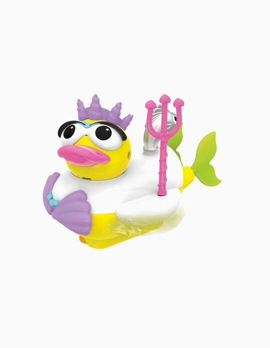Brinquedo de Banho Patinha Sereia Yookidoo