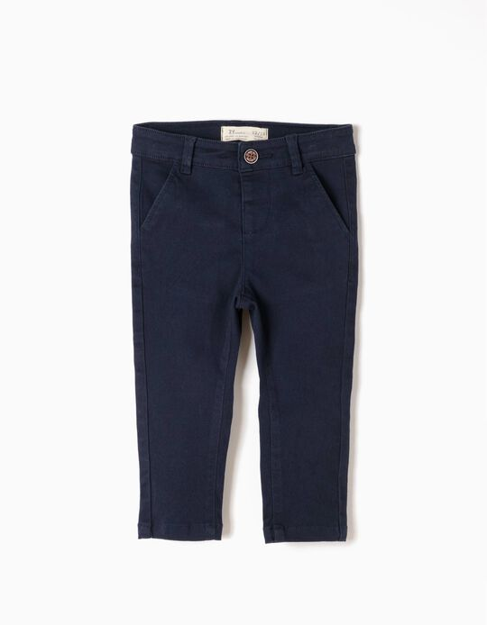 Pantalón Chino Azules
