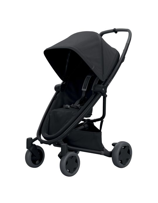 Pushchair Zapp Flex Plus Quinny Black On Black