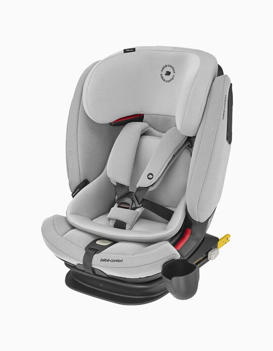 Silla de auto Gr 1/2/3 Titan Pro Bebé Confort Authentic Grey