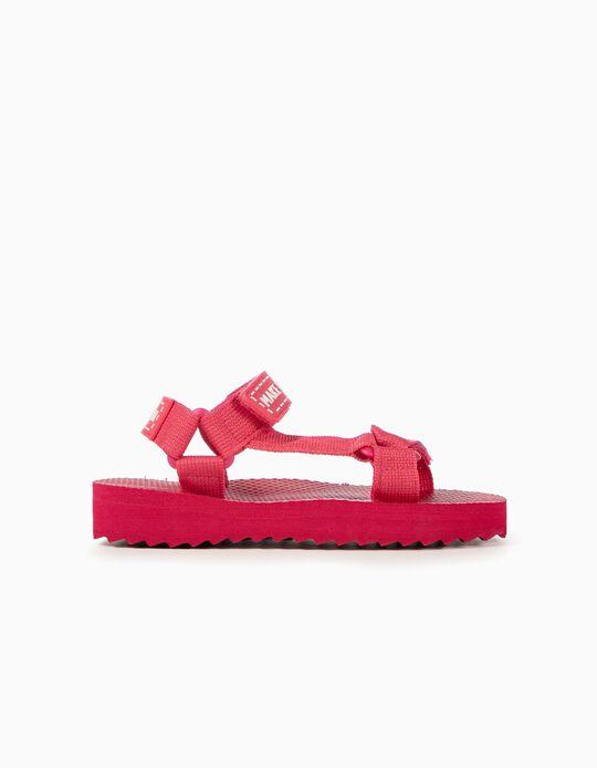 Sandálias para Menina 'Make Friends', Rosa