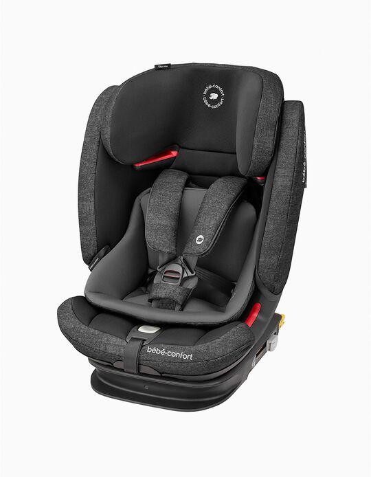 Cadeira Auto Gr 1/2/3 Isofix Titan Pro Bébé Confort Nomad Black