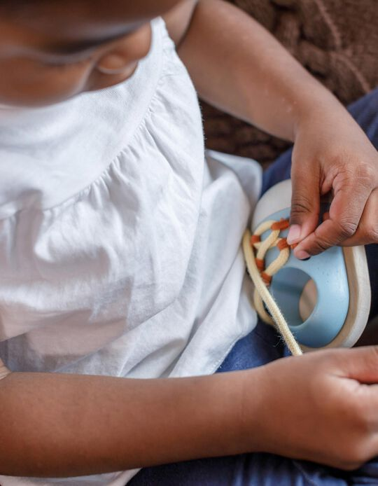 Aprender A Atar Sapatos Plan Toys 3A+