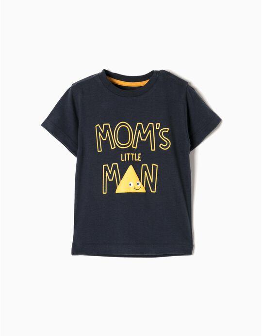 Camiseta Estampada Little Man