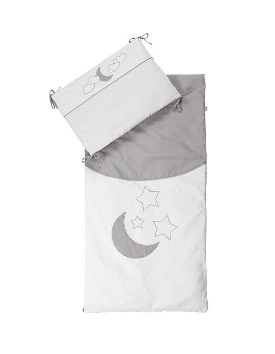 Edredão & Resguardo Silver Moon Colchão 118x58 Rebelde