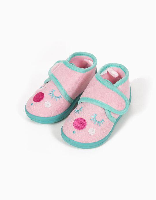 Zapatillas de casa Pink