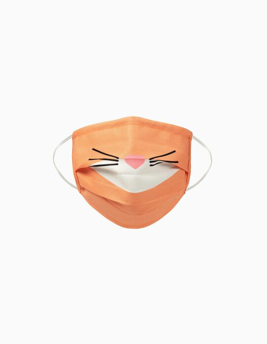 Child Face Mask 'High Protection', Fox