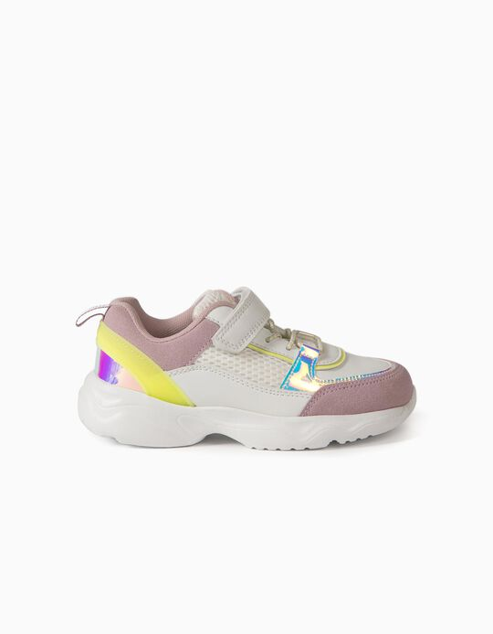 Baskets Chunky fille 'ZY Superlight Runner', multicolore