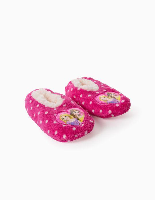 Zapatillas de Casa para Niña 'Disney Princesses', Rosa