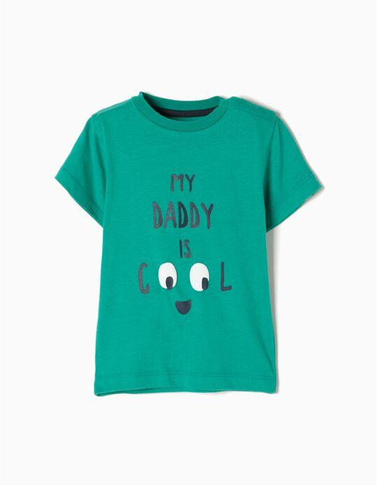 Camiseta Estampada Daddy Cool