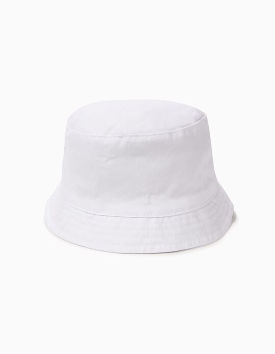 Hat for Kids 'ZY 96', White