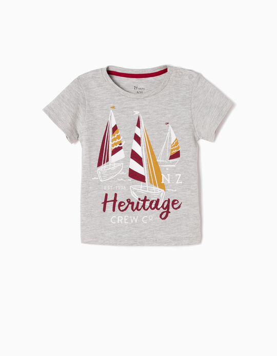 Camiseta Heritage Crew Co.