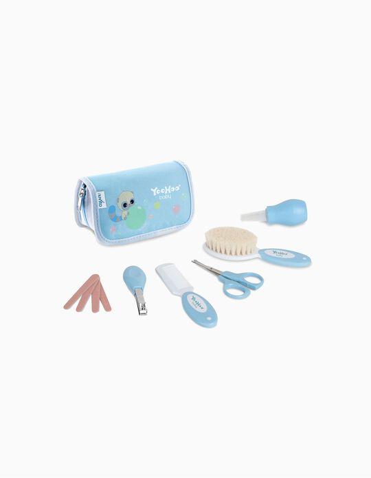 Conjunto de Higiene Yoohoo Azul