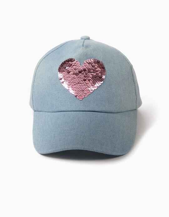 Gorra Vaquera Heart