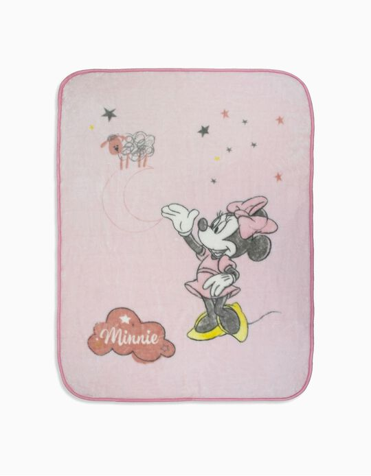 Manta 110x140 cm Minnie Disney